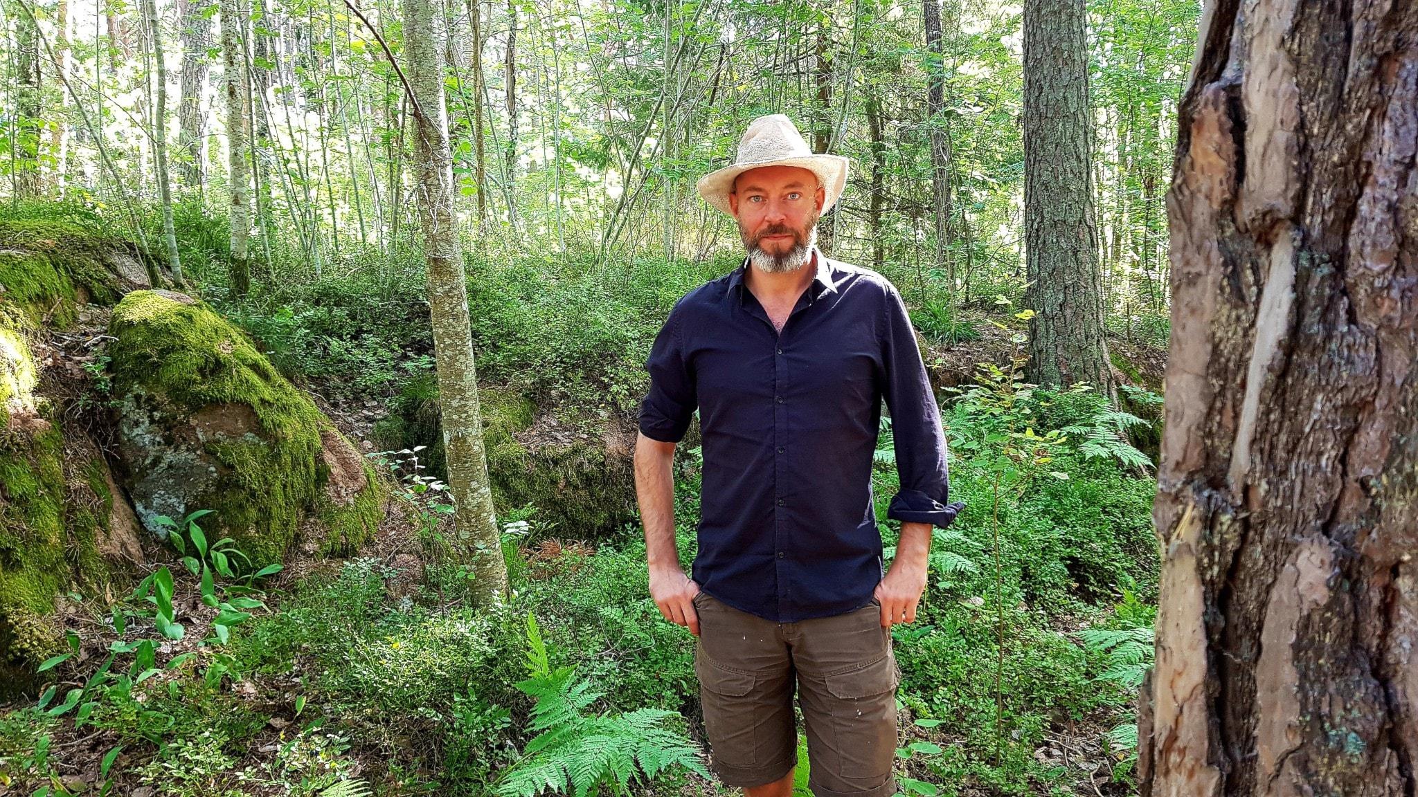 David söker bakgrunden till vår naturlängtan