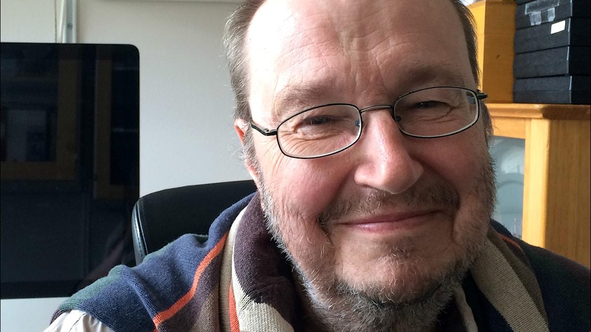 Genforskaren Rolf Ohlsson har drabbats av cancer