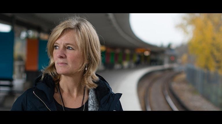 Marika Markovits, chef för Stadsmissionen. Foto: Privat