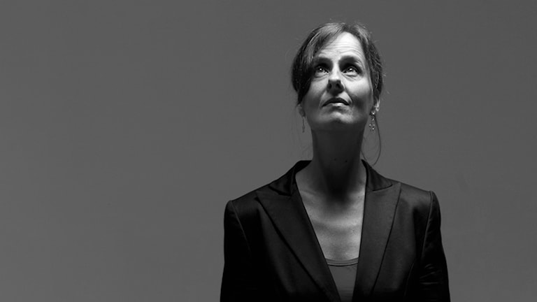 Susanna Alakoski. Foto: Elisabeth Ohlsson Wallin
