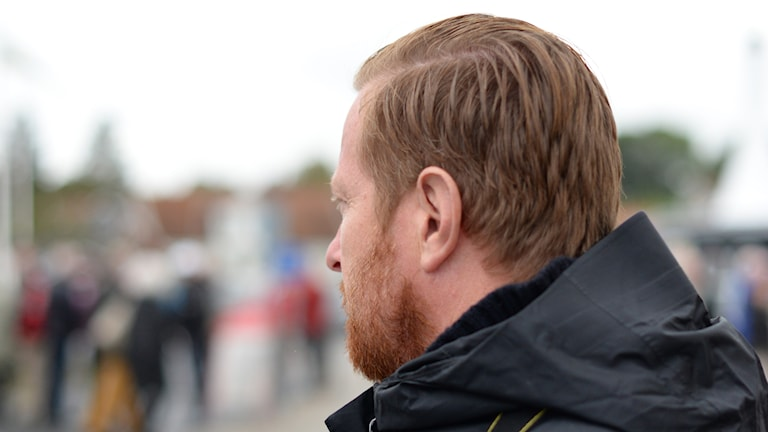 Johan Spånbo. Foto: Privat