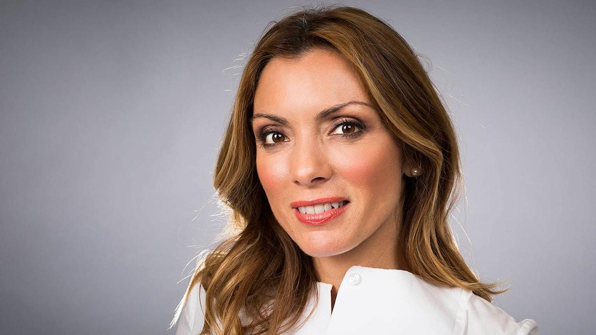 Alexandra Pascalidou.