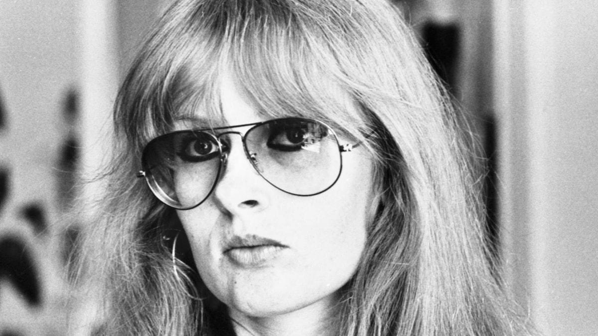 Marie-Louise Ekman 1986. Foto Anders Roth/SR