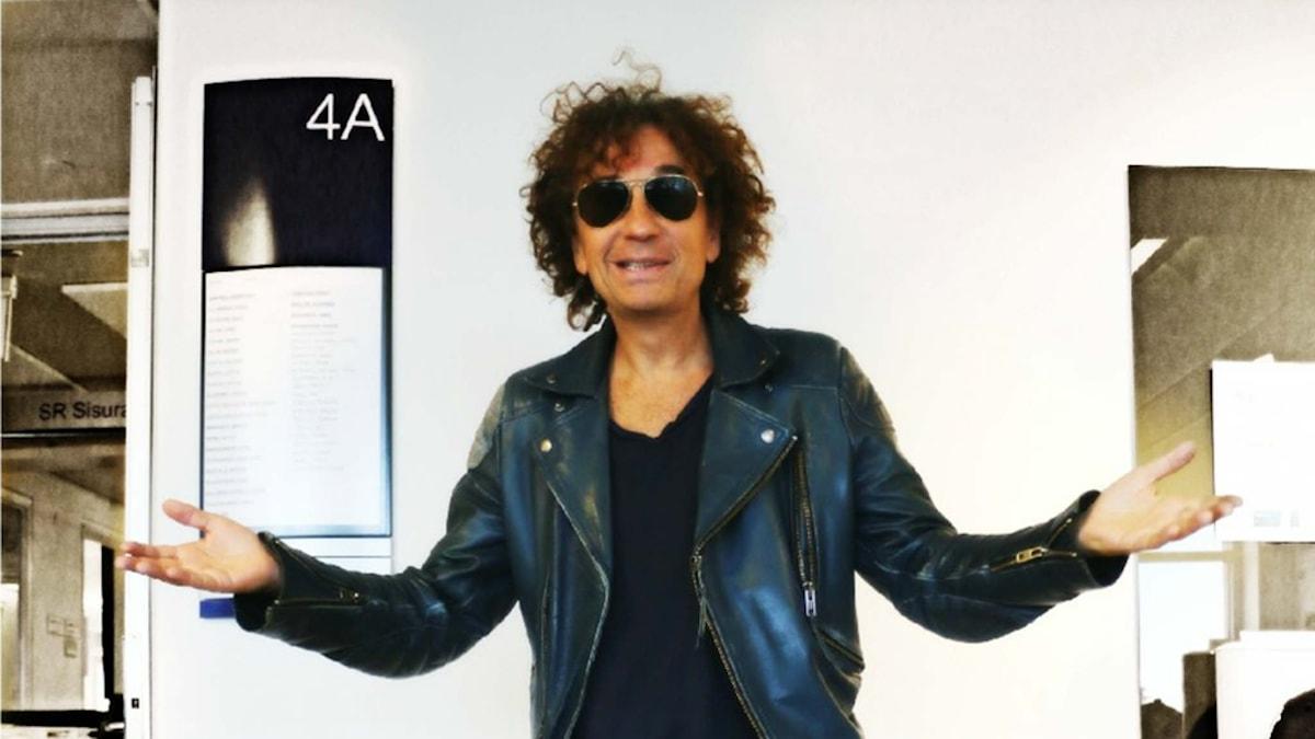 Magnus Uggla. Foto: Ronnie Ritter/Sveriges radio