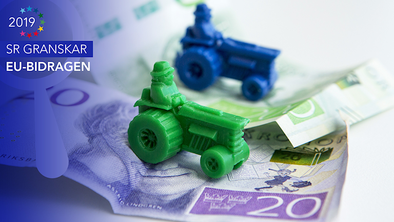 Svensk jordbruk har under de senaste fem åren fått nästan 38 miljarder i stöd från EU.