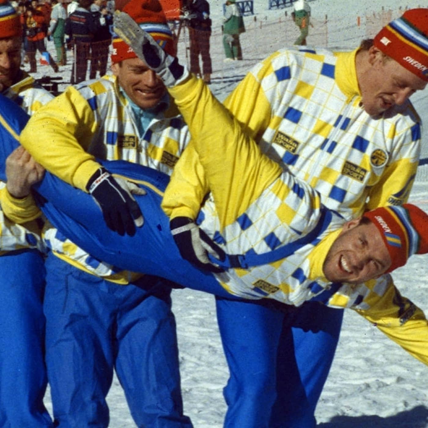 OS i Calgary 1988
