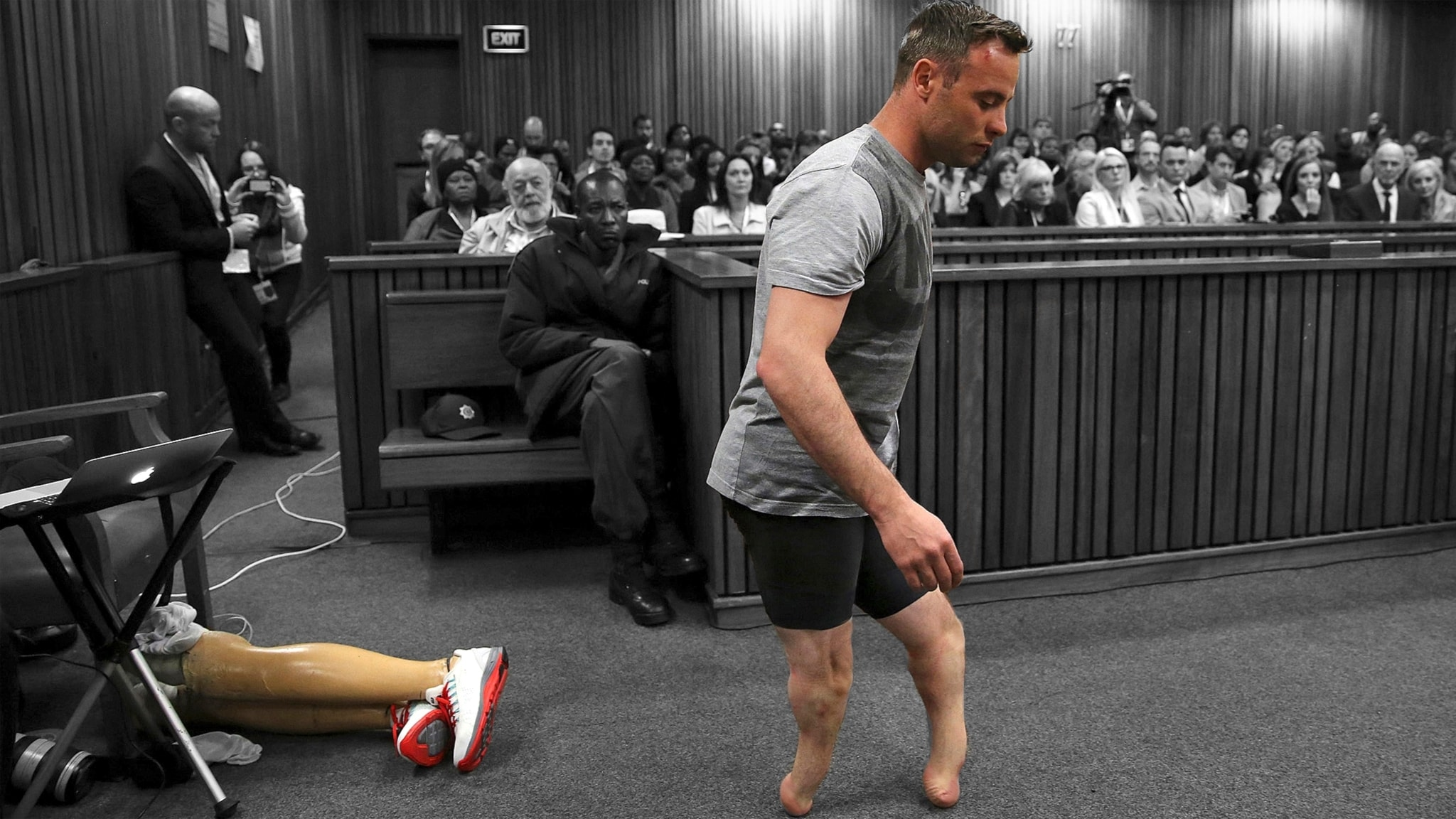 Oscar Pistorius i rätten