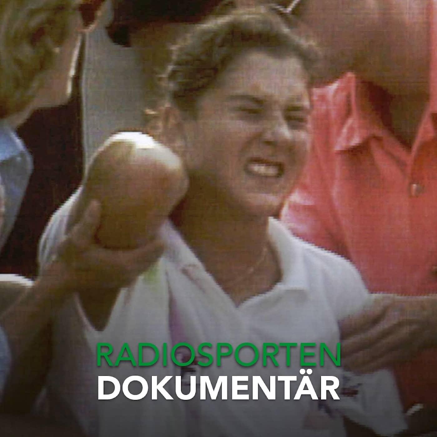 Knivattacken på tennisdrottningen