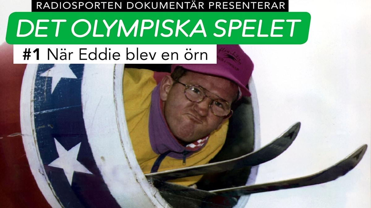 Det Olympiska Spelet: Eddie the Eagle