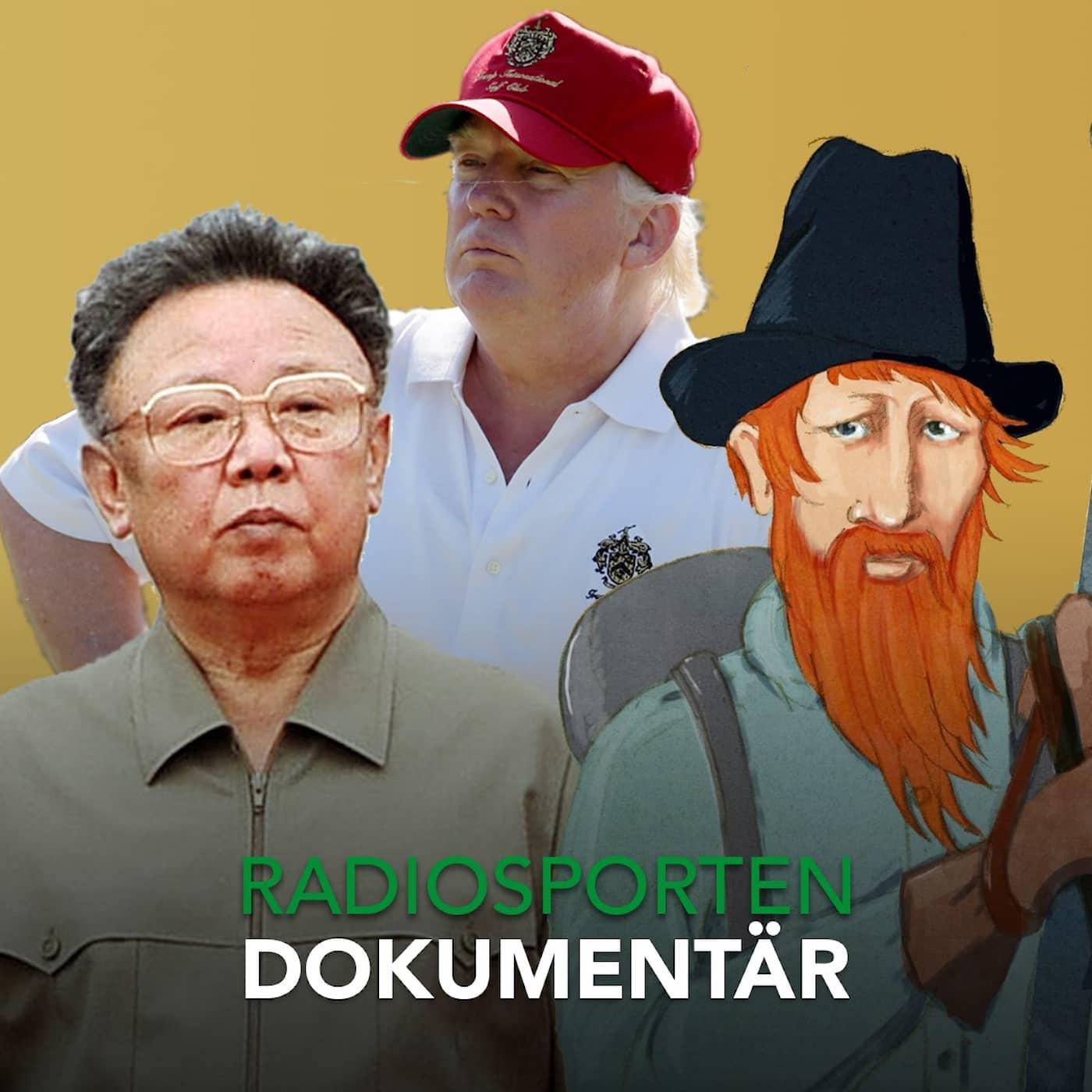 Magiska Kim, fuskaren Trump och Vasaloppsbluffen