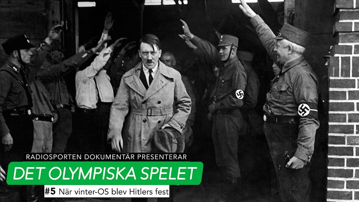 Radiosporten Dokumentär Hitler OS