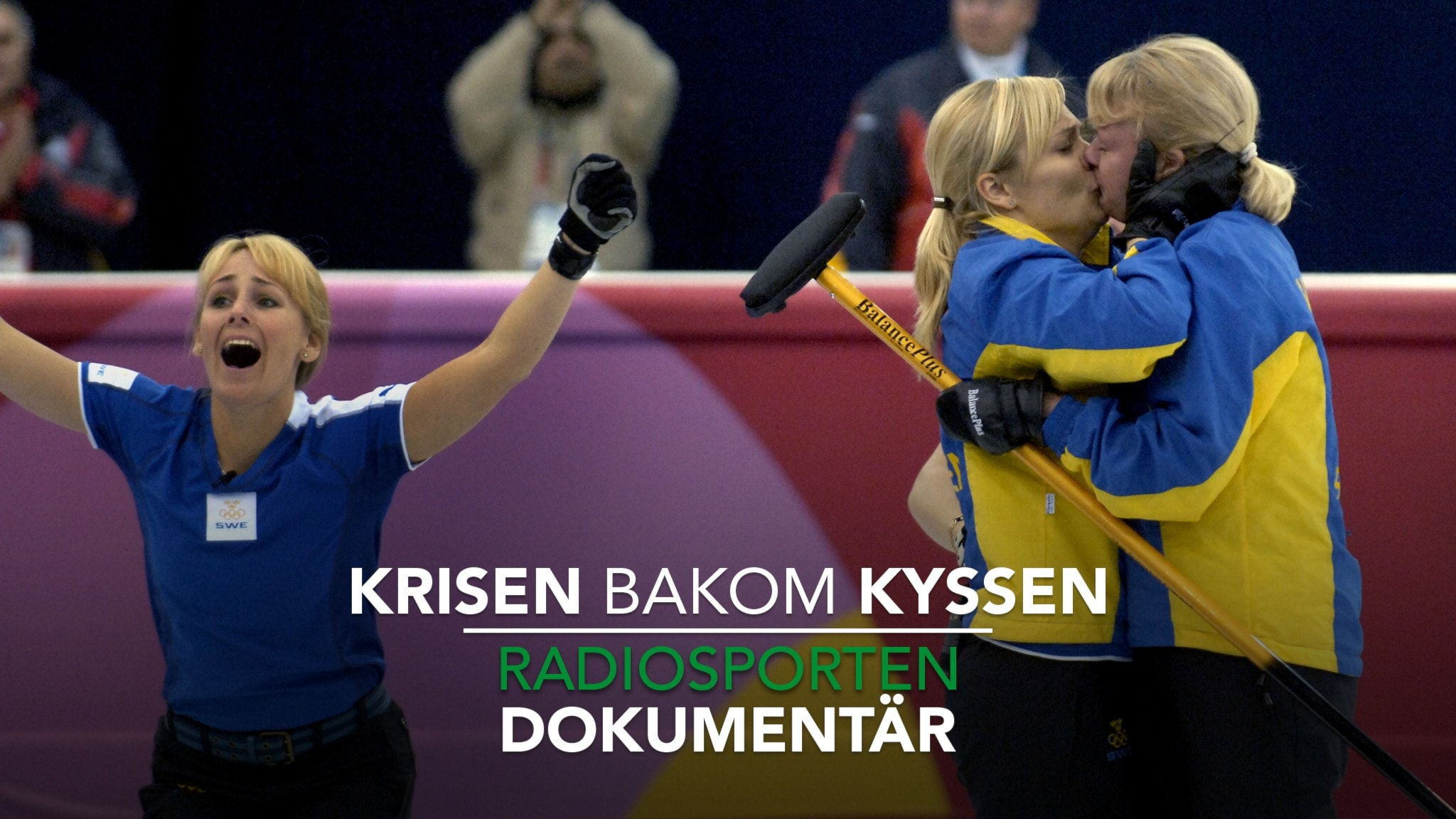 Lag Anette Norberg OS-guld 2006