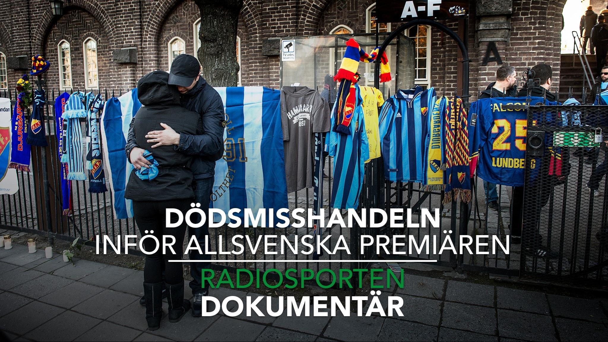 Dödsmisshandeln inför allsvenska premiären 2014