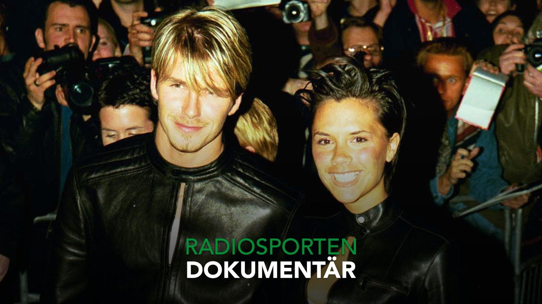 Paret David och Victoria Beckham