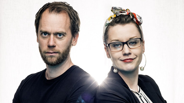 Oskar Ekman och Carolina Stålberg/Carromic - Foto: Gabriel Liljevall