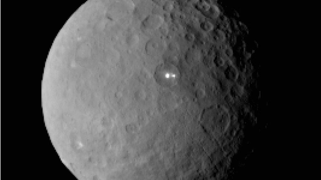 Dvärgplaneten Ceres
