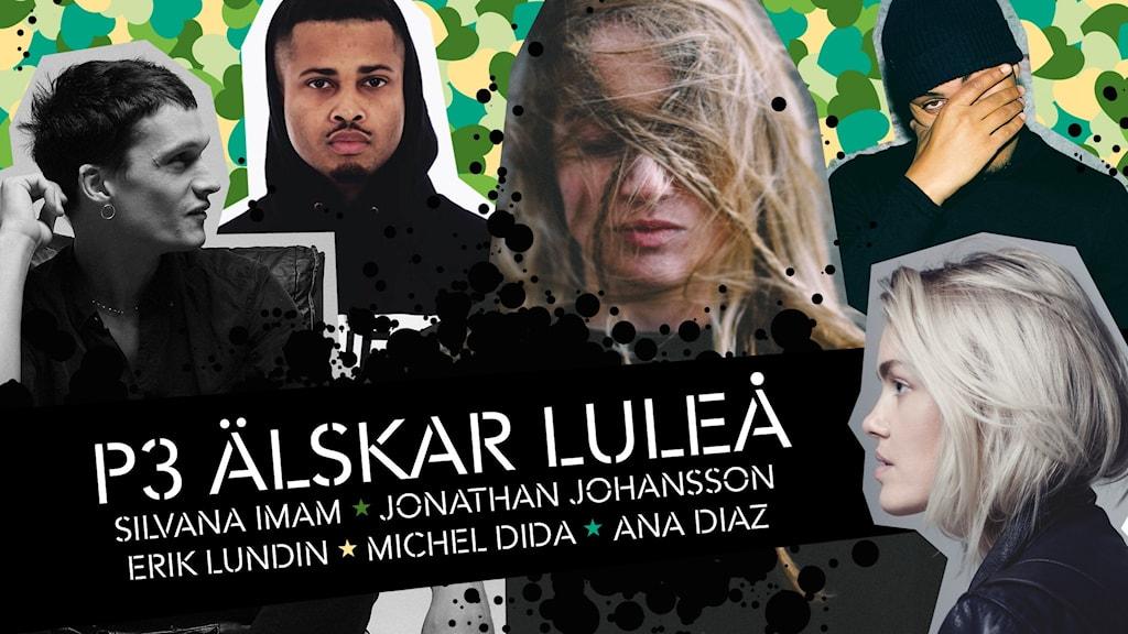 P3 Älskar Luleå artister