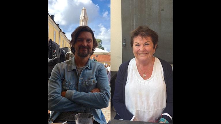 Morgan och Viveca är tillbaka efter semestern!