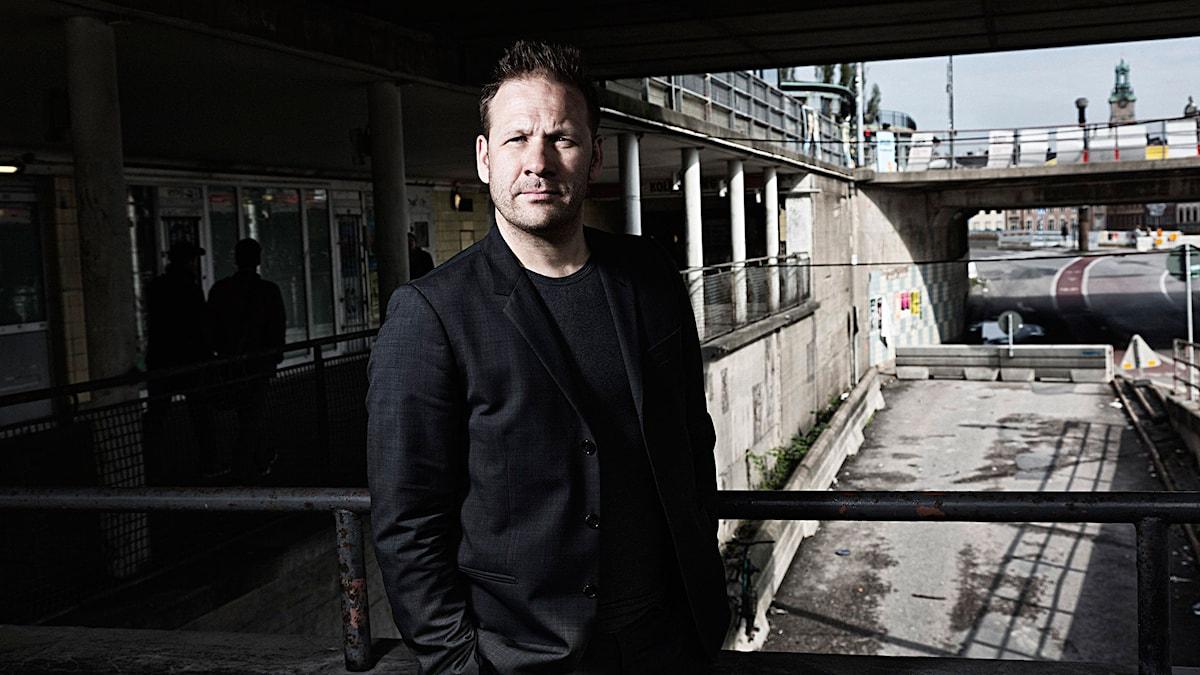 Lasse Wierup. Foto: Mattias Ahlm/Sveriges Radio