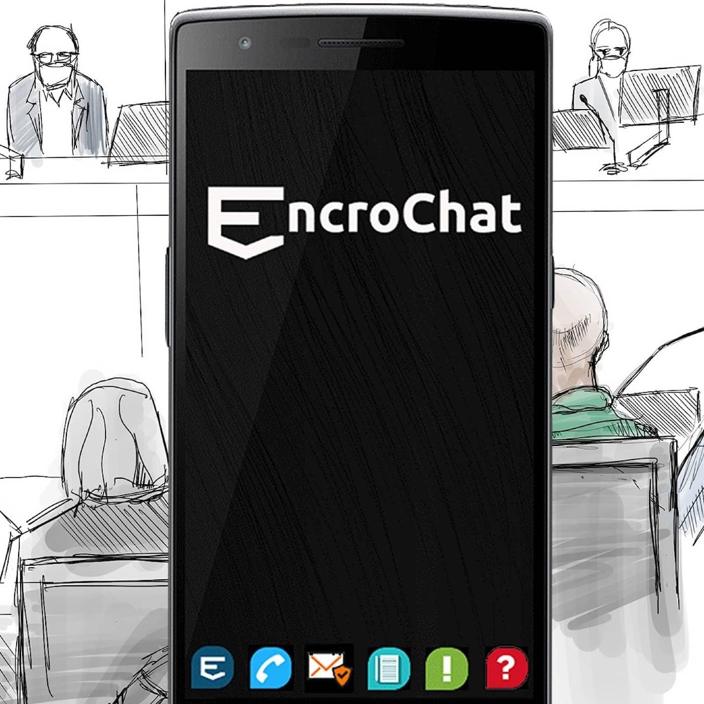 EncroChat - Telefonen som förändrade spelplanen