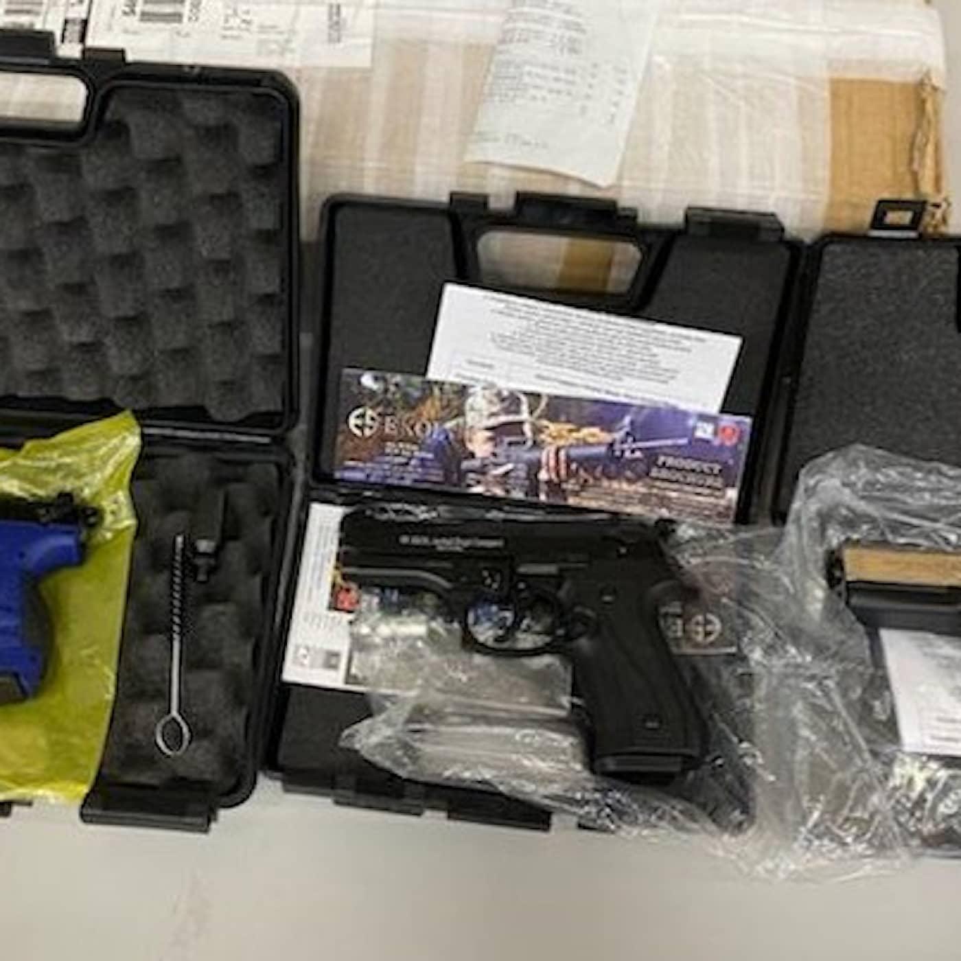 Gaspistoler bakom allt fler mord och gängskjutningar