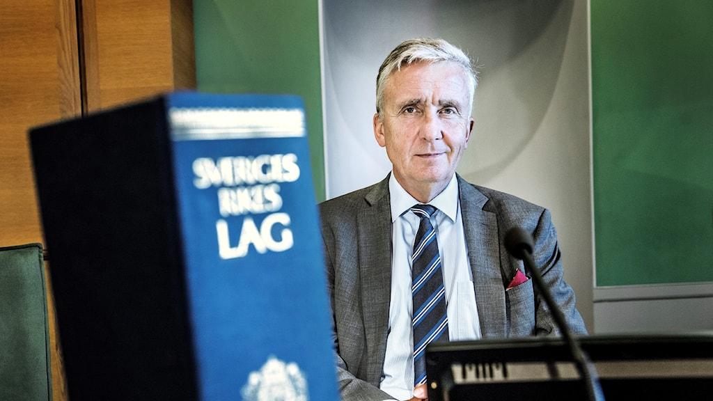 Fredrik Wersäll, tidigare hovrättspresident Svea hovrätt