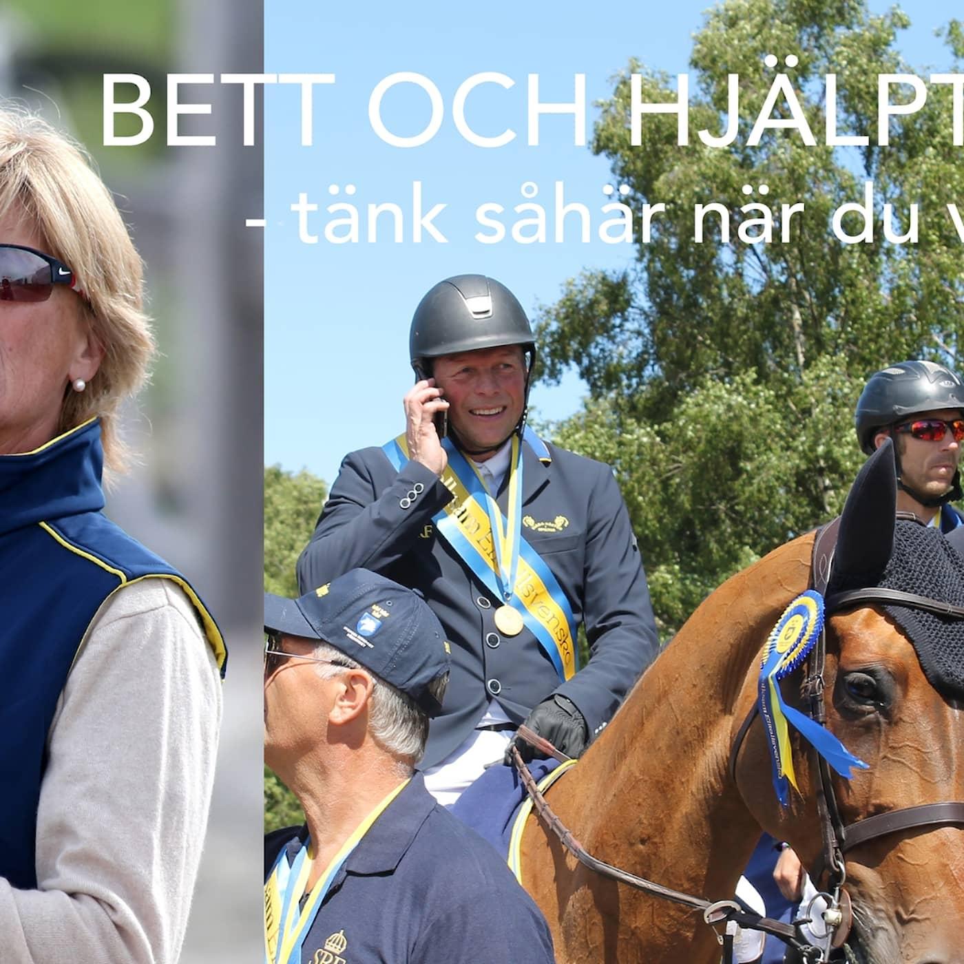 Bett och hjälptyglar - med Jens Fredricson och Elisabet Lundholm af0f19ab81a49