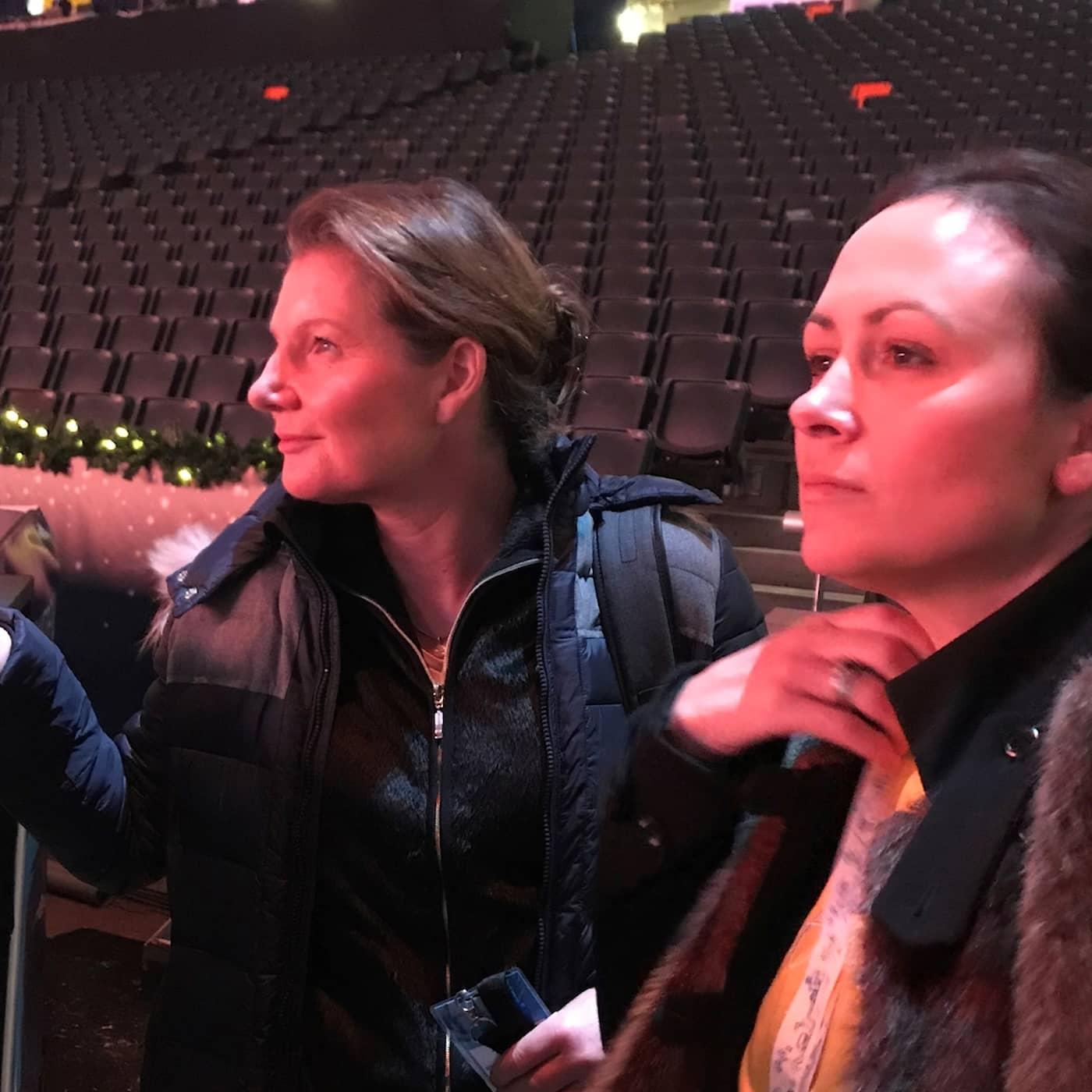 Utbilda till svår hoppning med Helena Persson och Lisen Bratt Fredricson