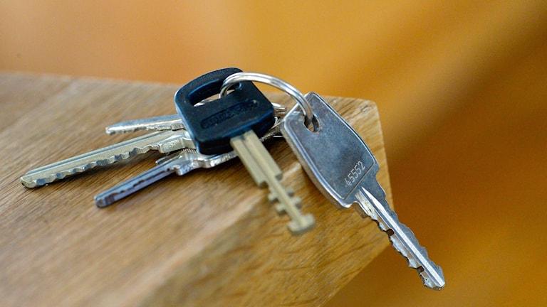 Andra nycklar.