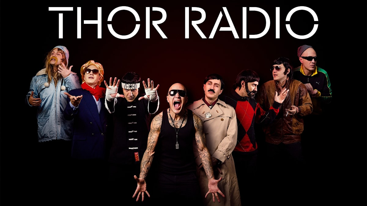 THOR RADIO 2017