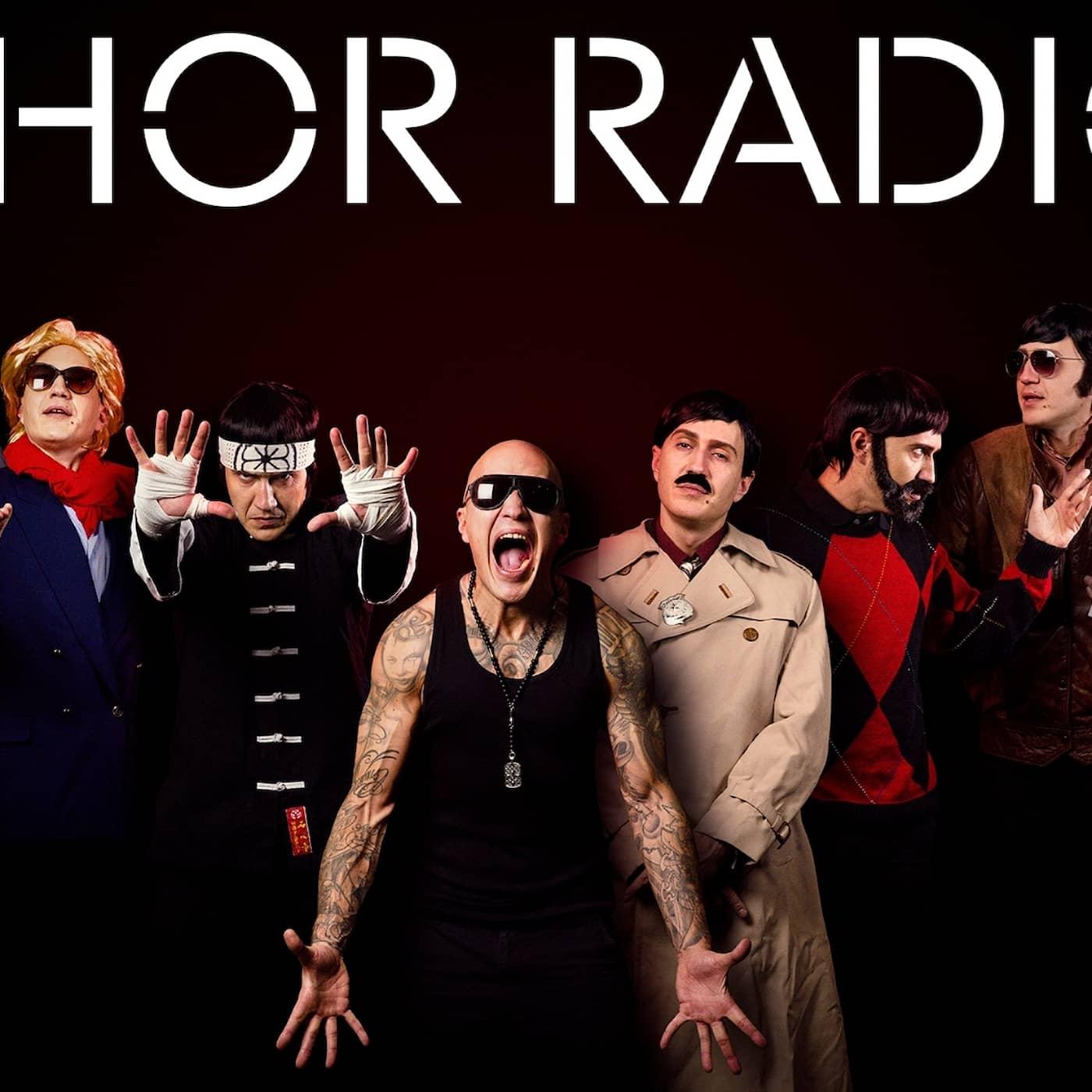 THOR Radio 2018 Avsnitt 1 - Don't call it a comeback!