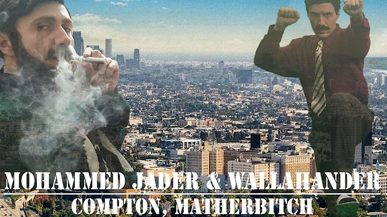MJ i Compton