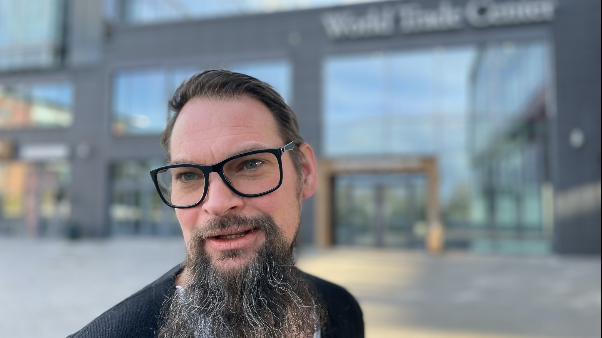 Magnus Nilsson Engelbäck, regionchef Företagarna Syd