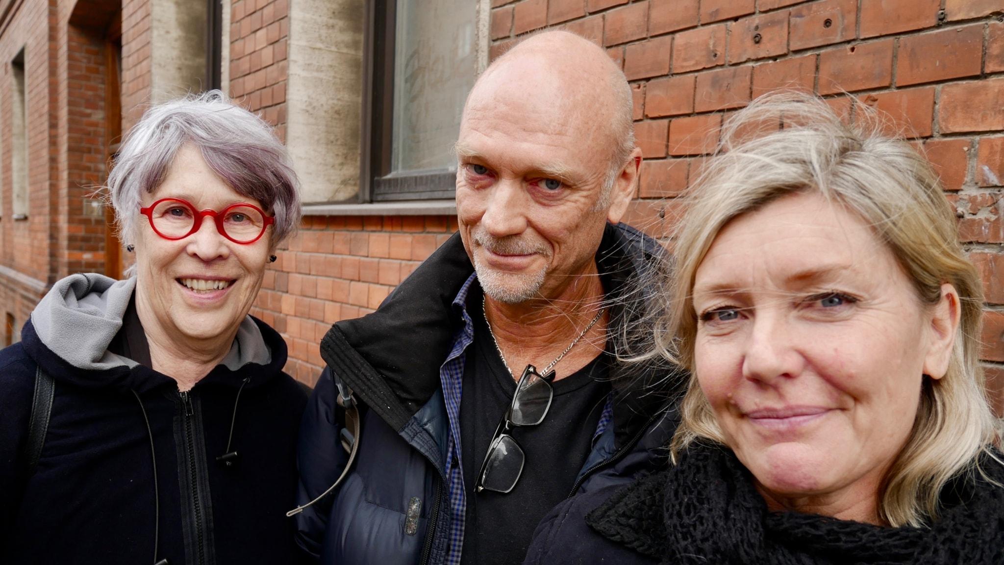 Lotta Skoglund, Bengt Brülde, Agneta Nordin