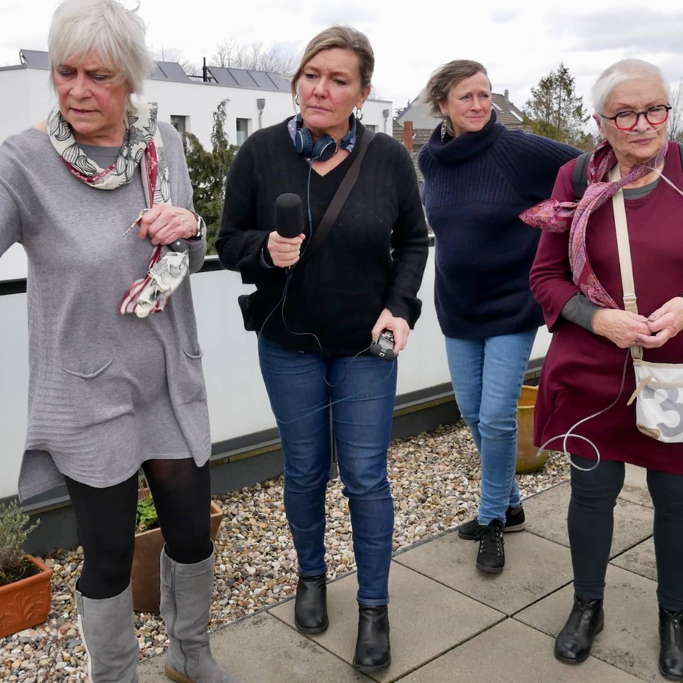Hamburg: att bli sambo på äldre dagar