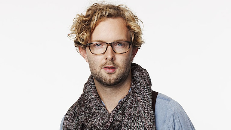 Robin Olin Foto: Sveriges Radio