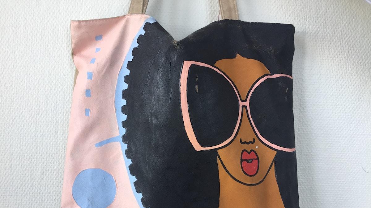 Lisa Bergströms väska