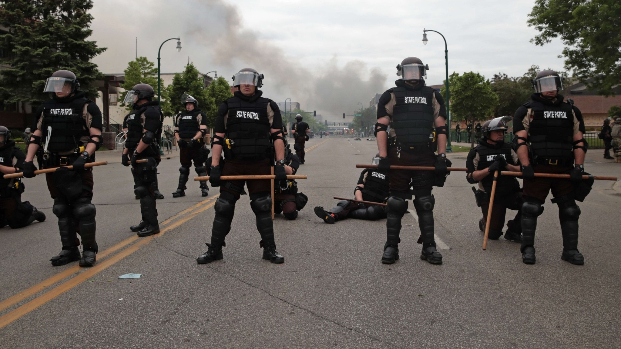 US-PROTESTS-CONTINUE-OVER-DEATH-OF-GEORGE-FLOYD,-KILLED-IN-POLIC