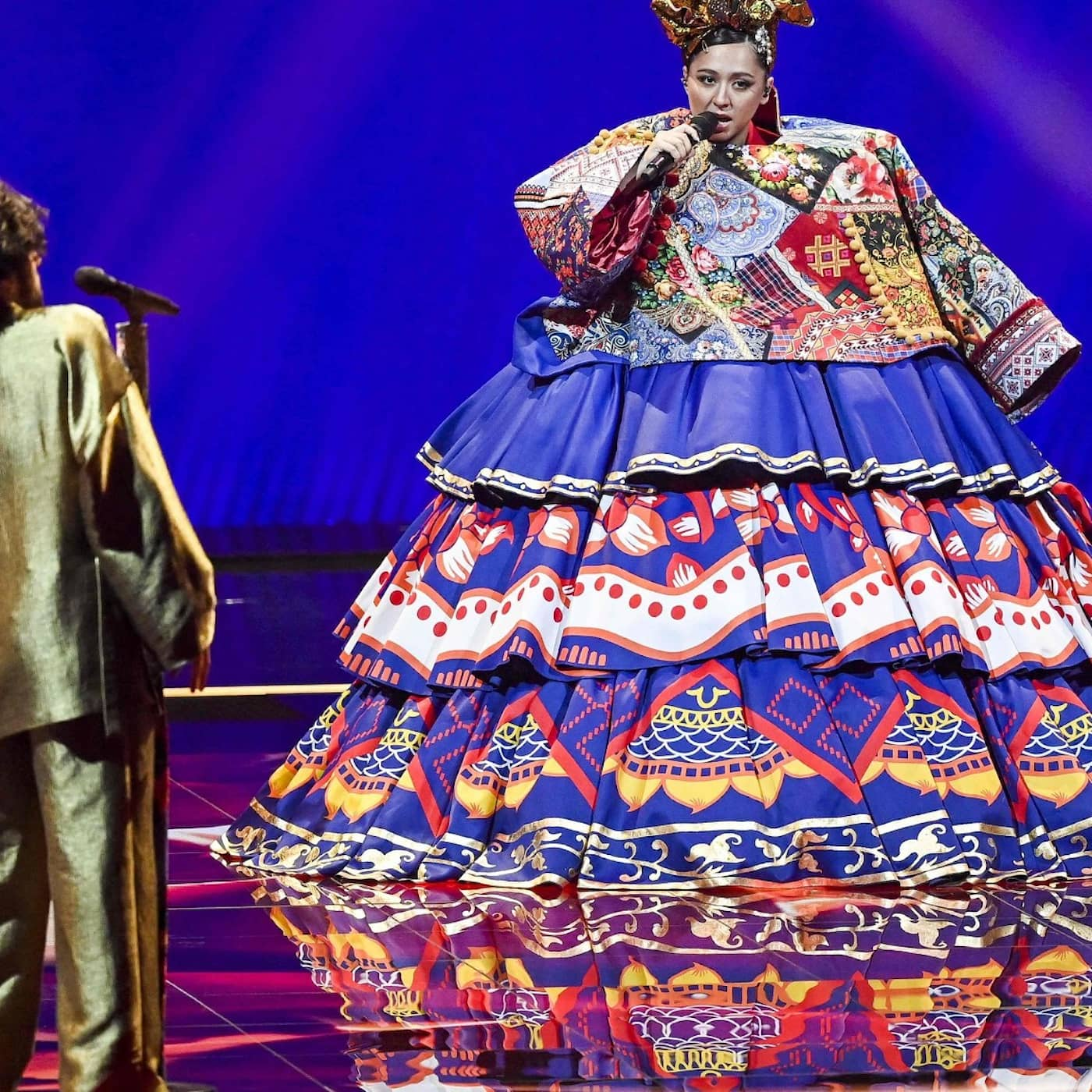 Utrikespolitiken i Eurovision