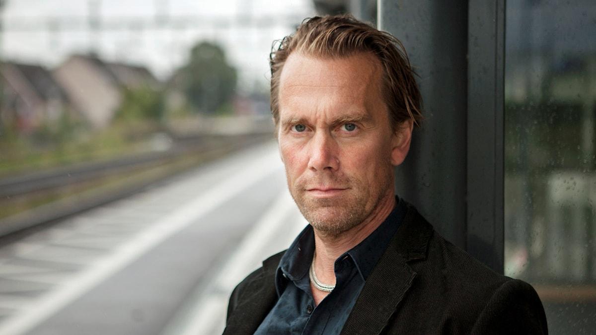 Dan Jönsson författare till Medusas öga