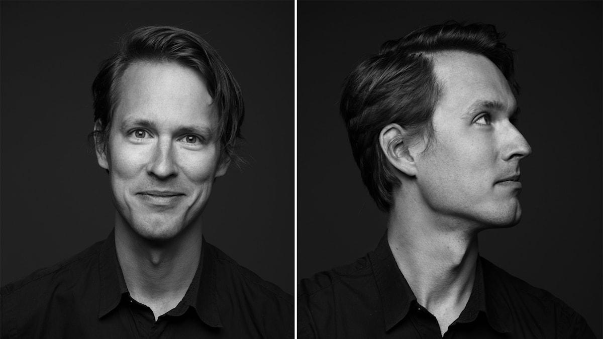 Författaren och journalisten Jörgen Löwenfeldt
