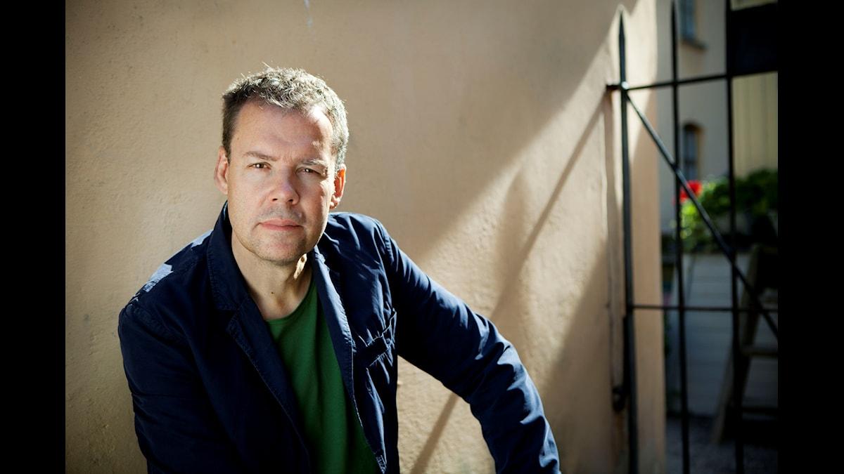 Tony Samelsson författare till Radionovellen Hermann Görin