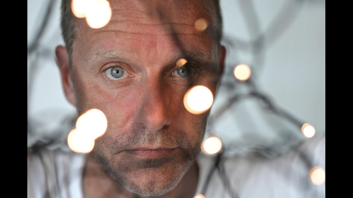 Författare John Ajvide Lindqvist