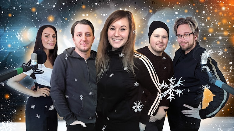 Popula 15 december 2017, Istria Sánchez Autio, Emil Grönvall, Kalled Mustonen