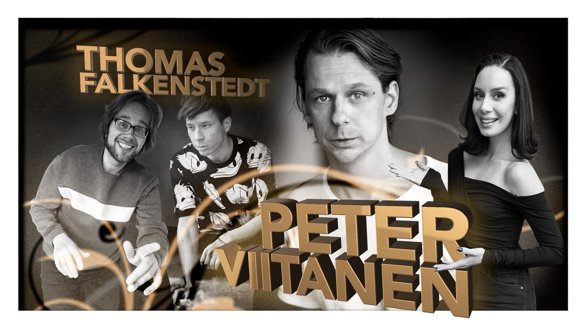 Filmsnack med Peter Viitanen och vårens modetrender med Thomas Falkenstedt