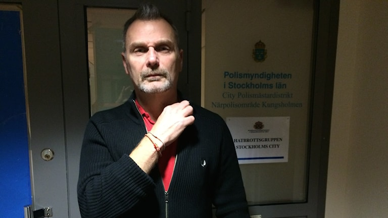 Göran Stanton. Foto: Magnus Arvidson