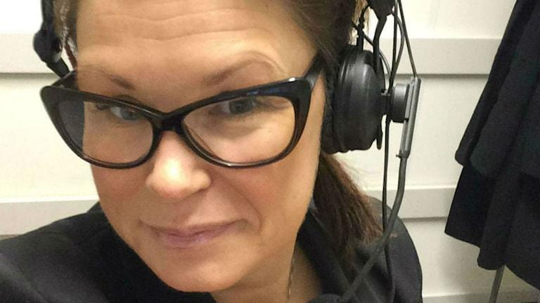 Jessica Perdius om dialektala missförstånd. Foto: Jessica Perdius/Sveriges Radio