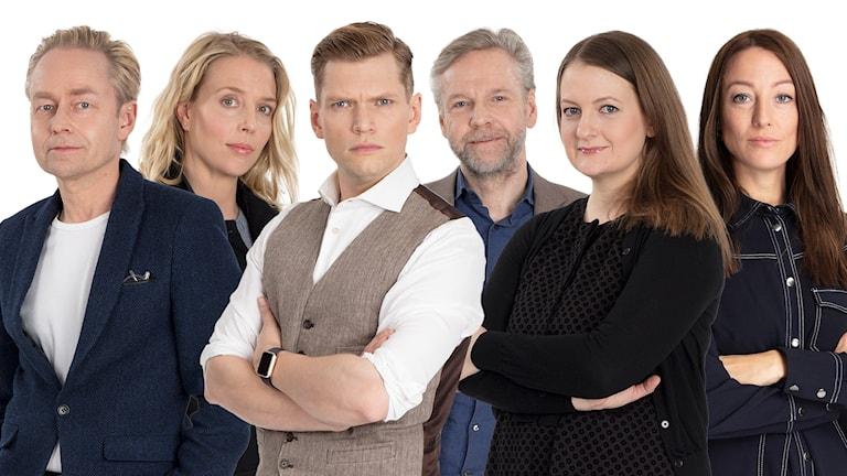 Podden som kikar bakom kulisserna i svensk inrikespolitik.