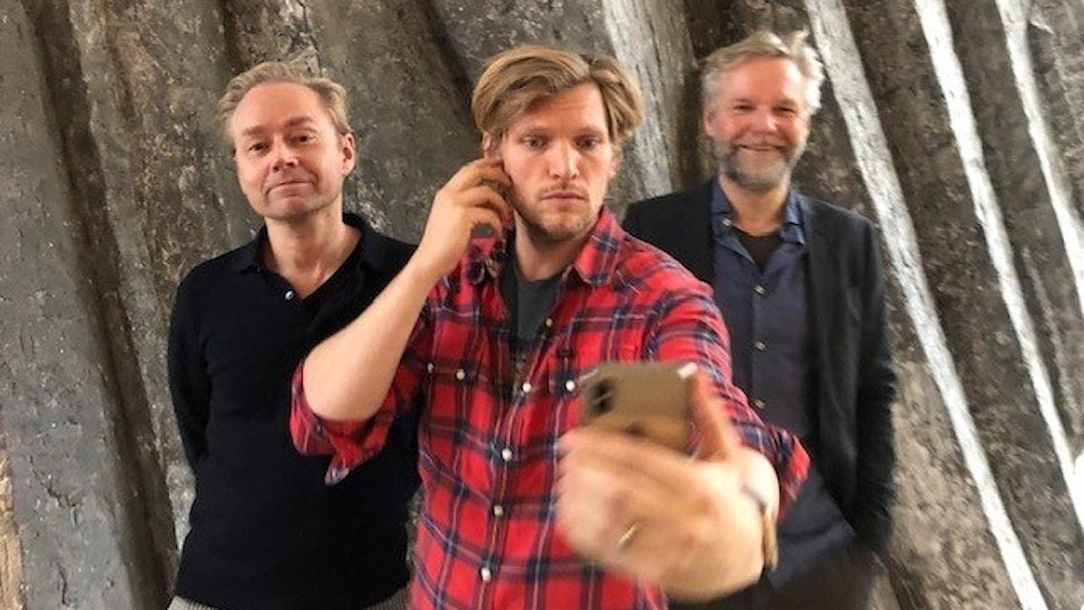 Fredrik Furtenbach, Henrik Torehammar, Tomas Ramberg