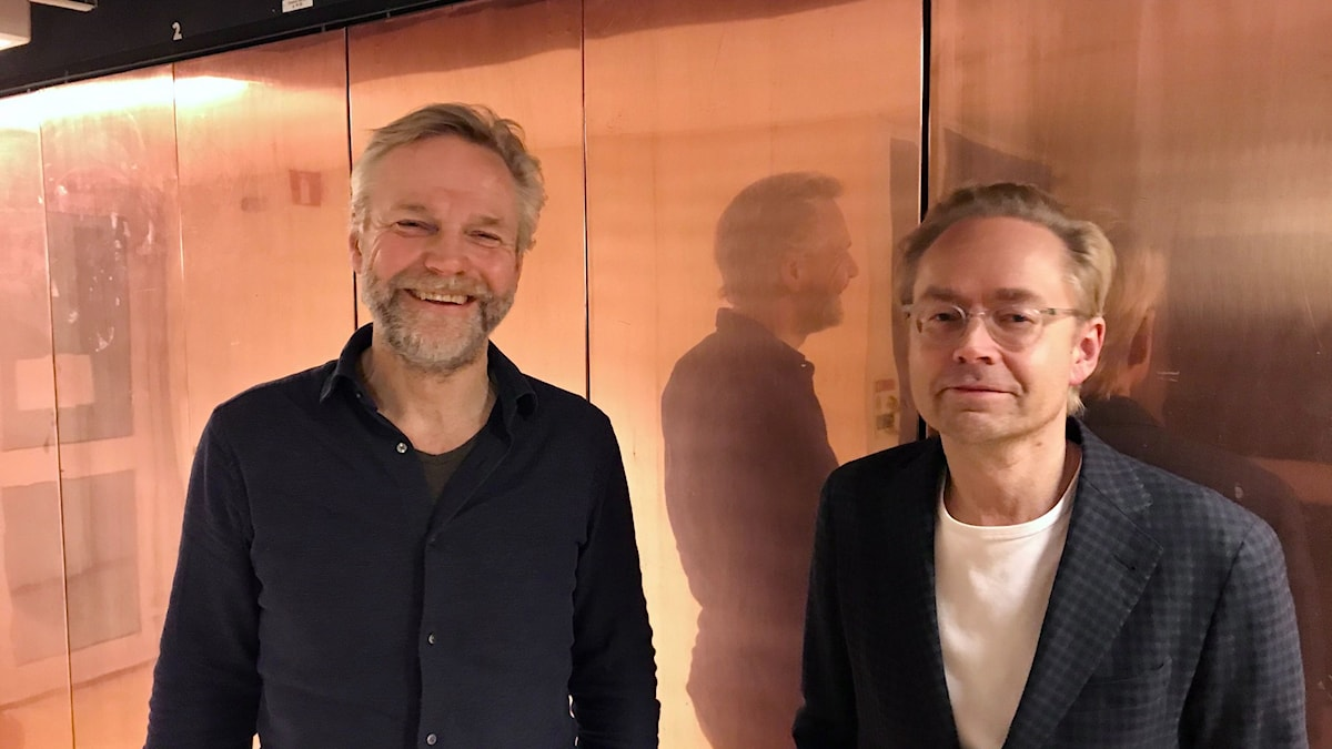Tomas Ramberg och Fredrik Furtenbach.
